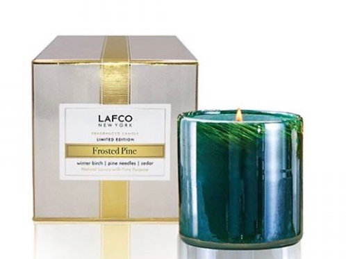 Frosted Pine 15oz Candle