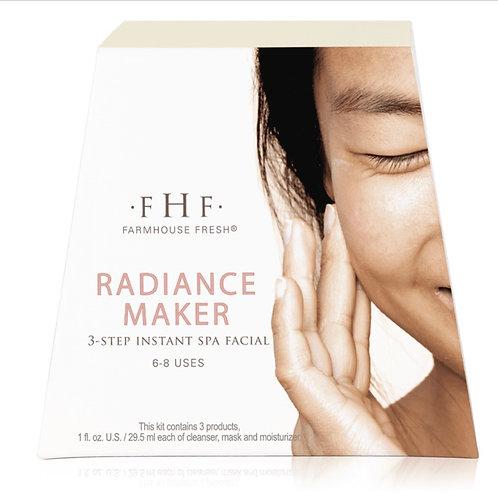 Radiance Maker 3 Step Instant Spa Facial