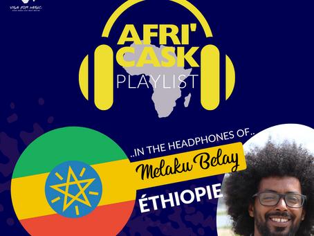 Afri'Cask Ethiopie : Dans le casque de Melaku Belay