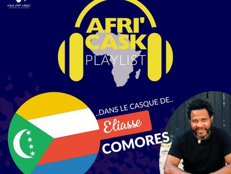 Afri'Cask Comores: Dans le casque de Eliasse,
