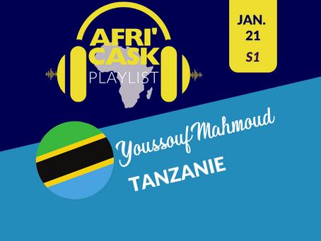 Afri'Cask Tanzanie: Dans le casque de Youssouf Mahmoud