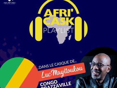 Afri'Cask Congo Brazzaville: Dans le casque de Luc Mayitoukou
