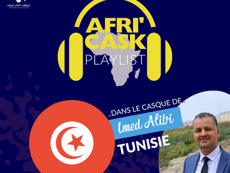 Afri'Cask Tunisie : Dans le casque de Imed Alibi