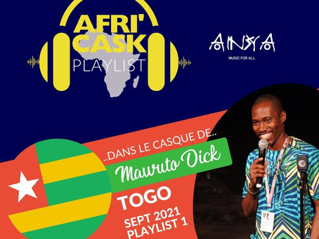 Afri'Cask Togo: Dans le casque de Mawuto Dick