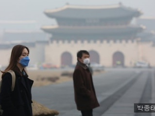 #초미세먼지 많은 곳, 유방암 위험 높여 @박종태유바외과