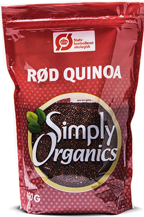 Rød Quinoa