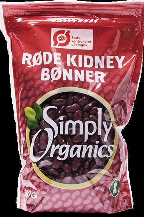 Røde Kidney Bønner