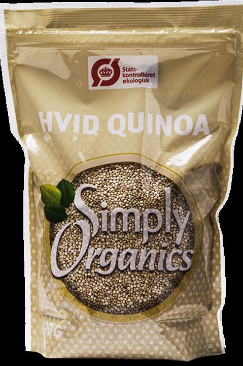 Hvid Quinoa