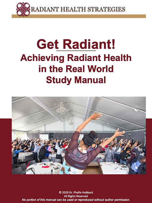 Get Radiant Study Manual