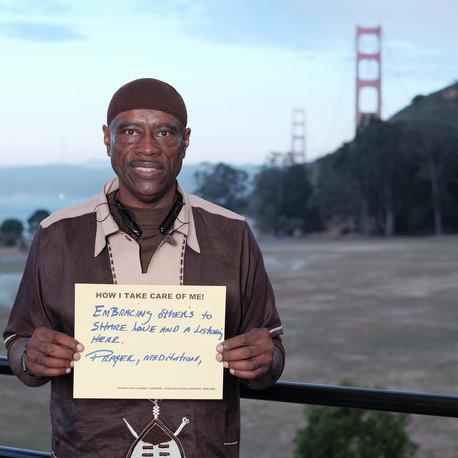 Cephus Johnson (Uncle of Oscar Grant), Activist, Community Leader