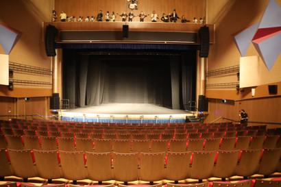 תיאטרון הסינמה, במה פתוחה
