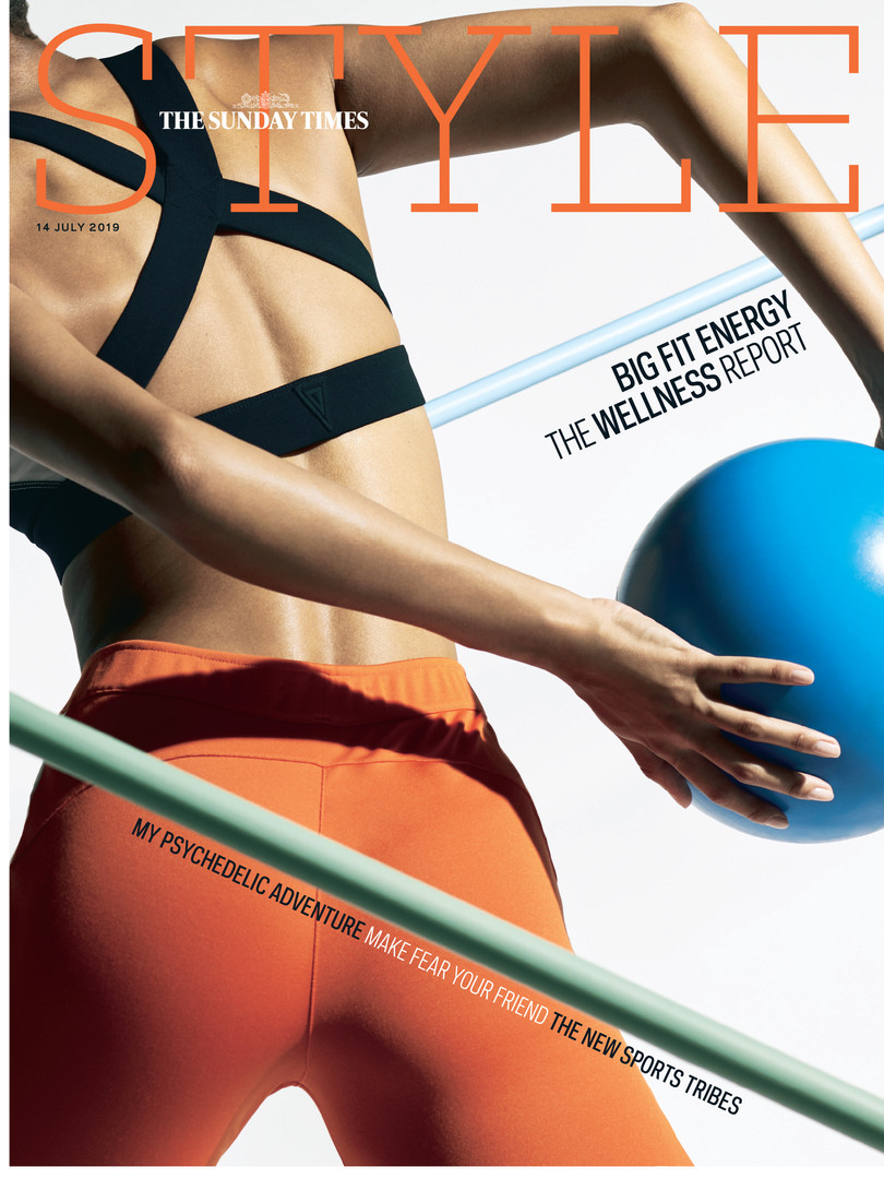 SUNDAY TIMES STYLE | WELLNESS ISSUE COVER STORY