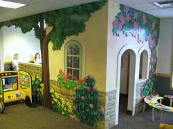 Children's Dental Waiting Area