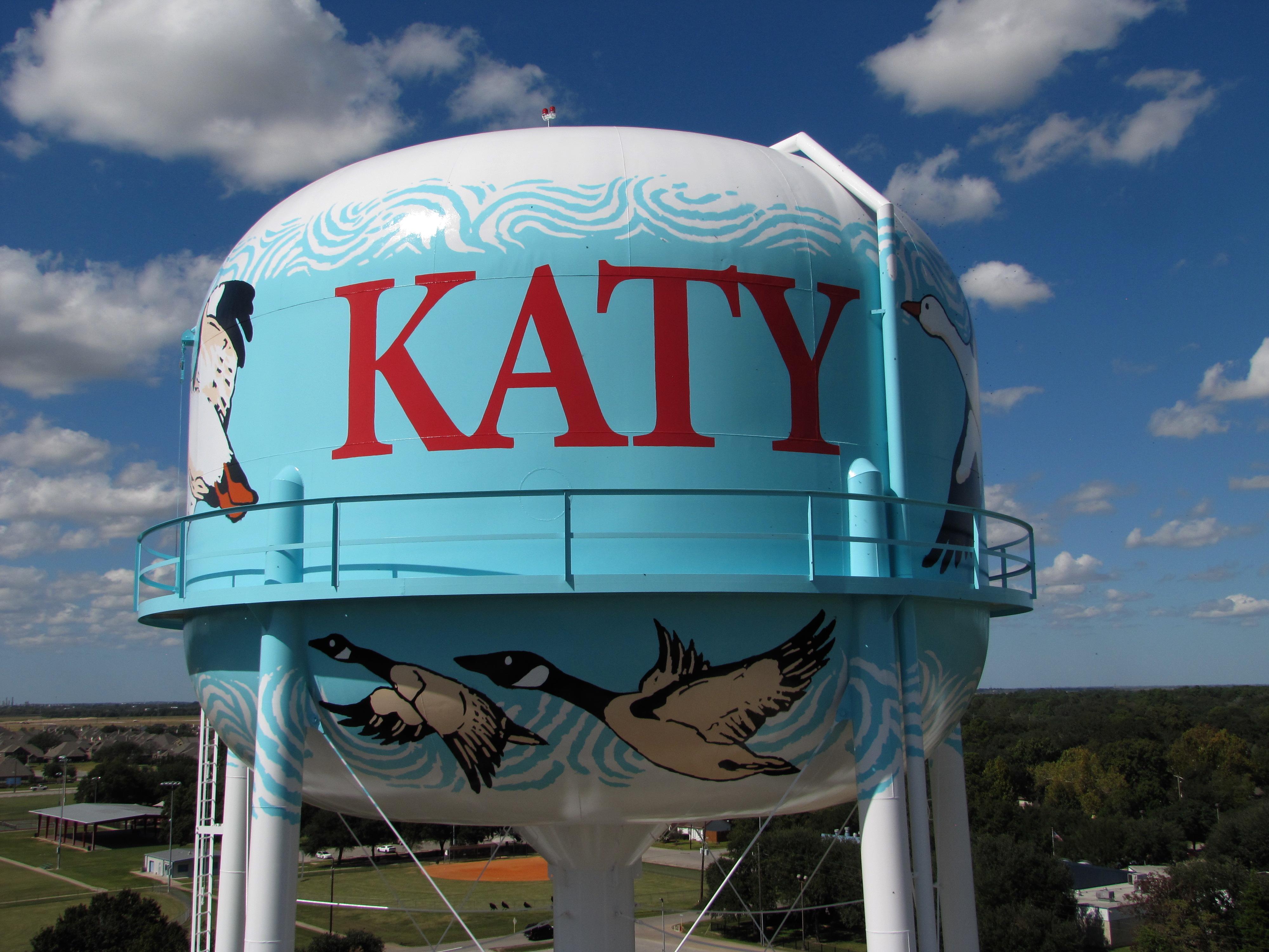 Katy, Texas City Tank