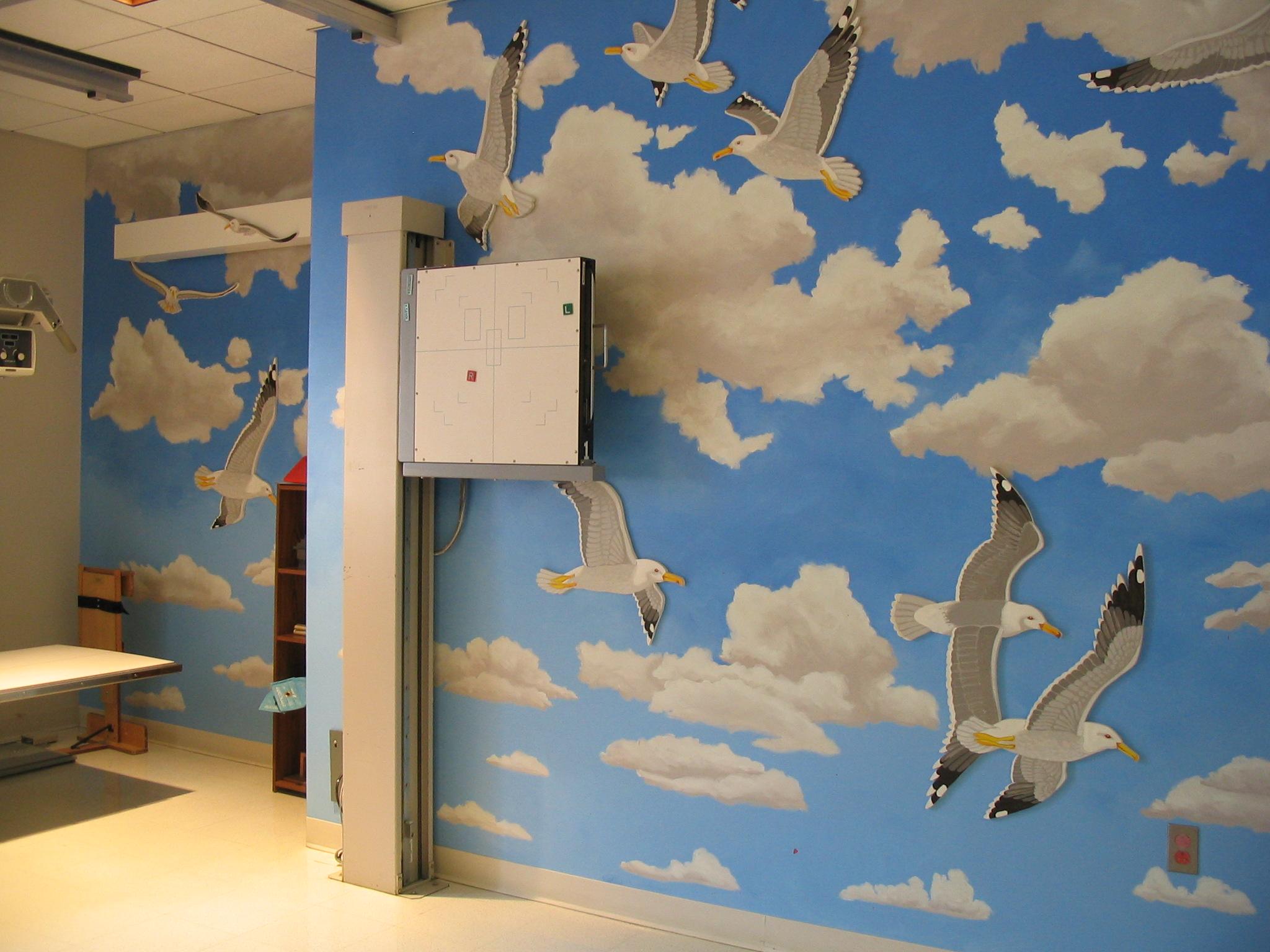 Shriner's Hospital Radiology 1
