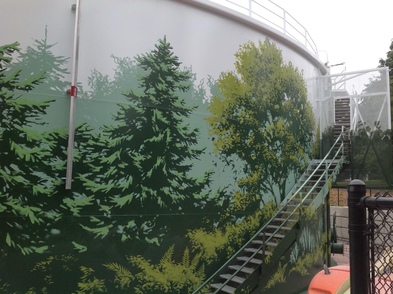 Bothell, WA Water Tank