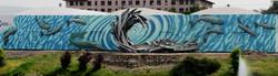 Salmon Mural, Lewiston, ID