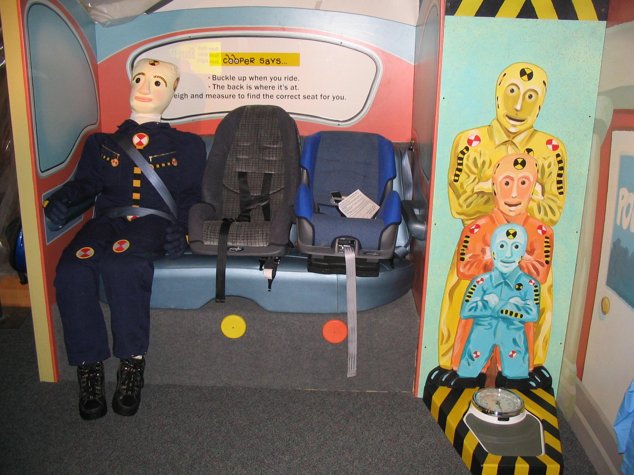 Mobius Children's Museum, Spokane WA