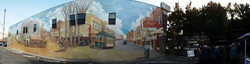 Lewiston Downtown Historical Mural