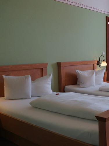 Doppelzimmer getrennte Betten