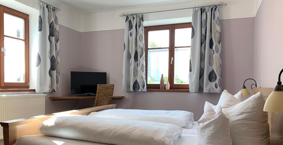 Schlafzimmer Ferienwohung