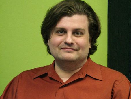 Say Hello to Michael Hollinger from our QA Team!
