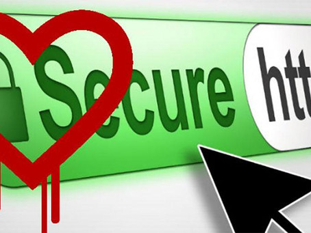Heartbleed Hits the Web (and the News)