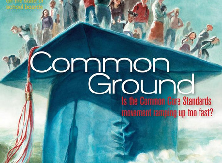 Common Core Consortium States Putting on the Brakes?