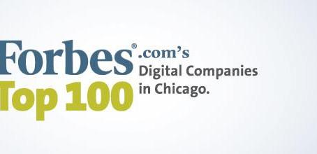 We're Among the Top 100 Digital Companies, Win!