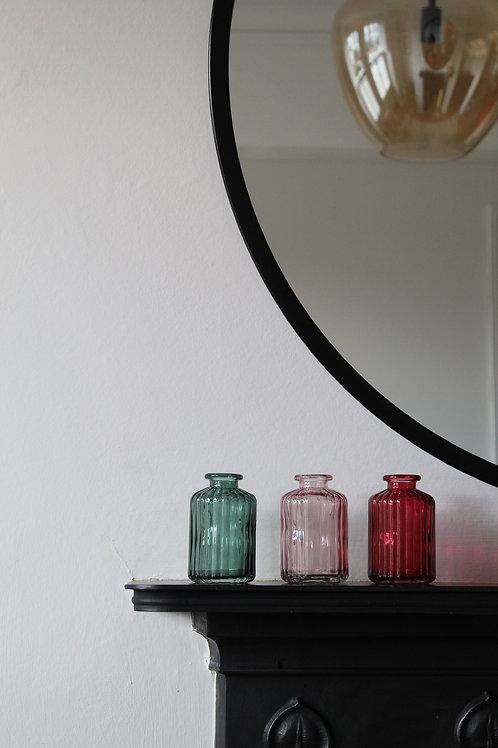 Jewel bud vase