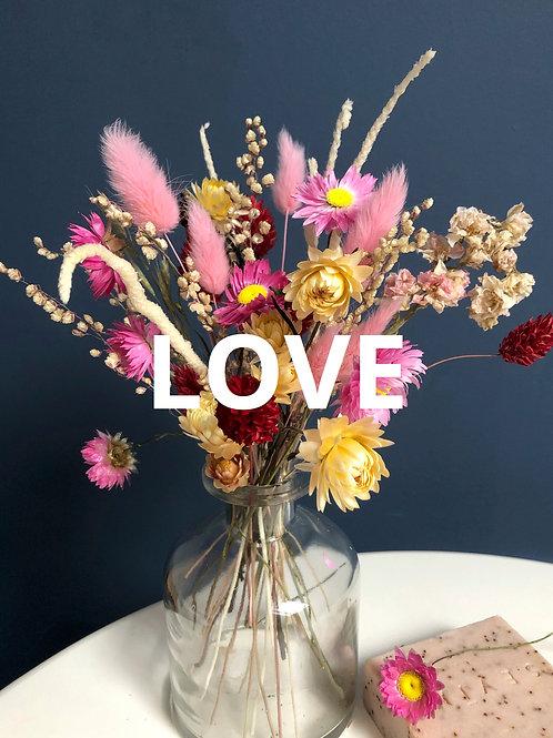 Love Dried Flower Kit