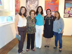 Autoras e familia Vaccarini