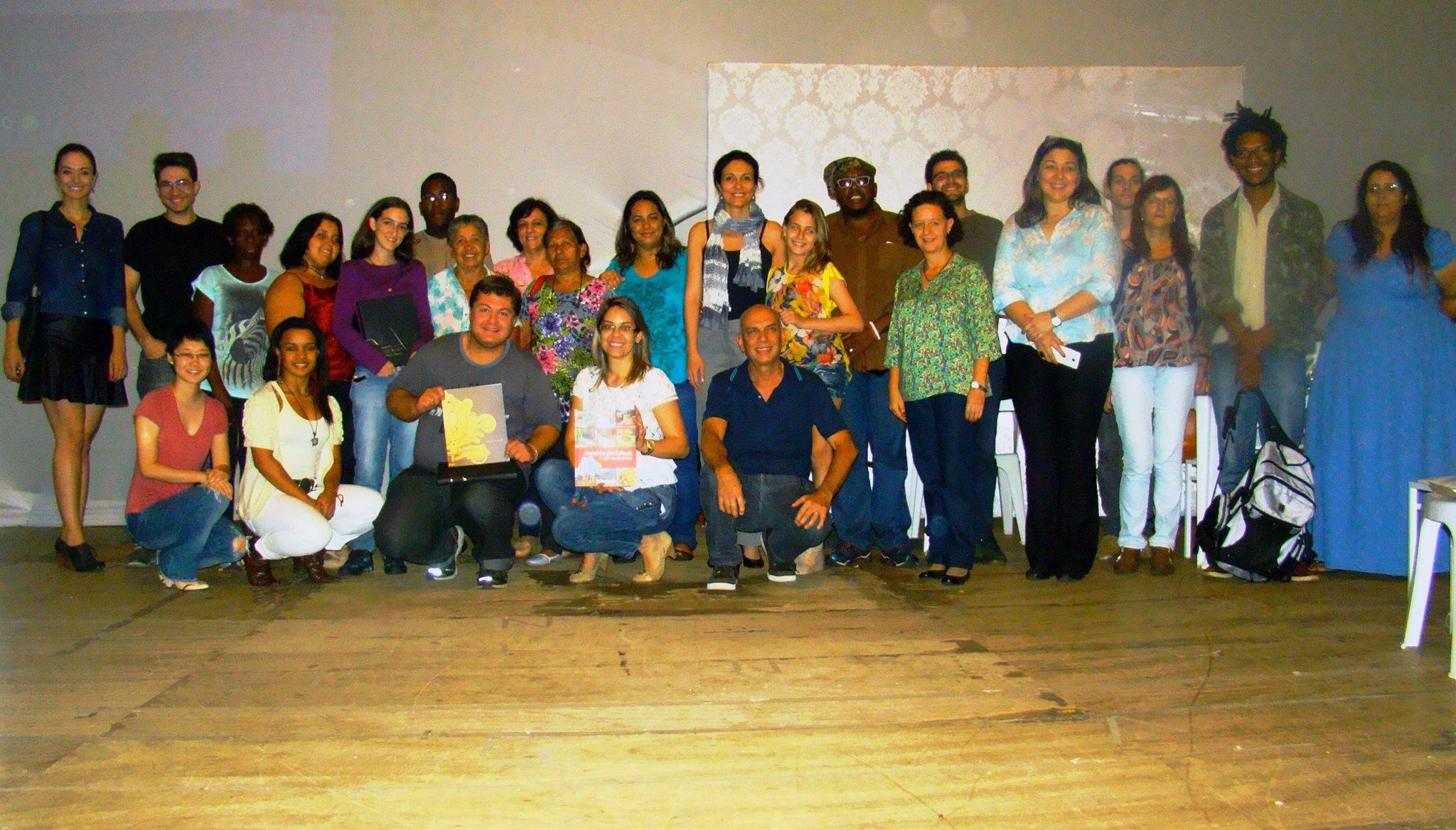 Participantes em Jaboticabal