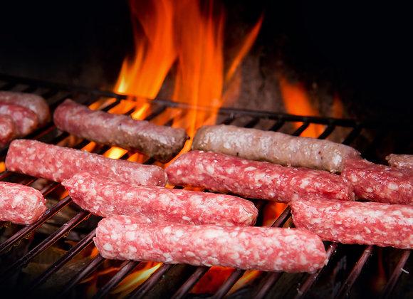 Beef Brats Mango Habanero-      (1lb.)