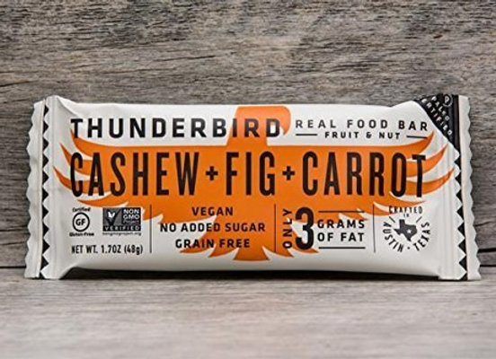 Cashew+Fig +Carrot, 3 bars