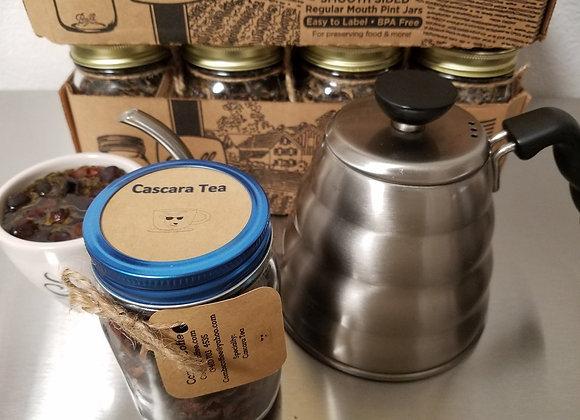 Costa Rican Casara Tea (ie:coffee cherry tea)