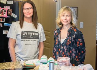 Off the Farm and the Cross Timbers Gazette