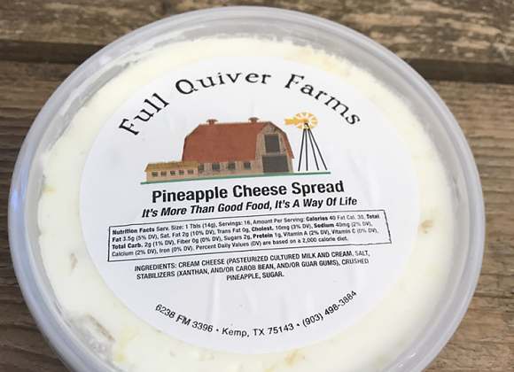 Pineapple Cheese Spread