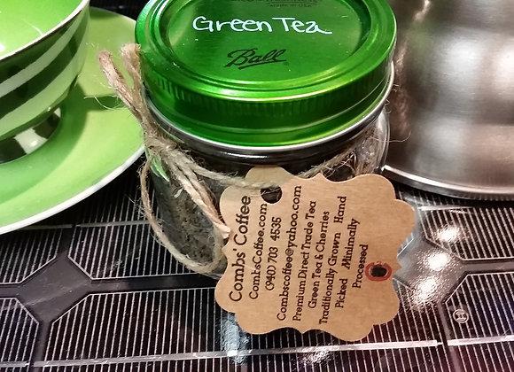 Kenyan Orthodox Green Tea