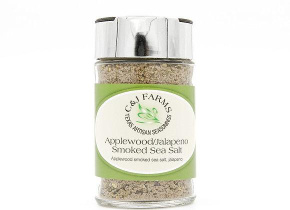 Applewood Jalapeno Smoked Sea Salt