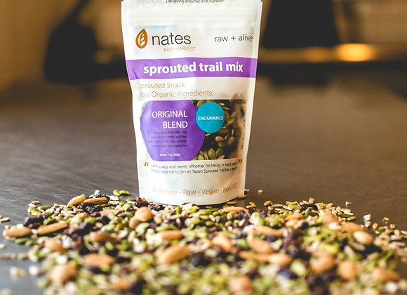 Sprouted Organic Trail Mix- Cranberry