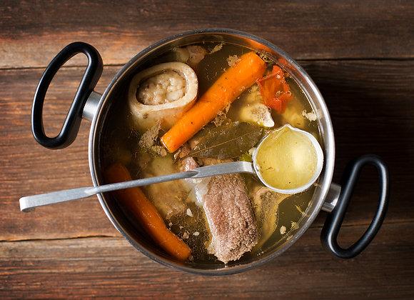 Soup Bones-1lb  Item# CT20