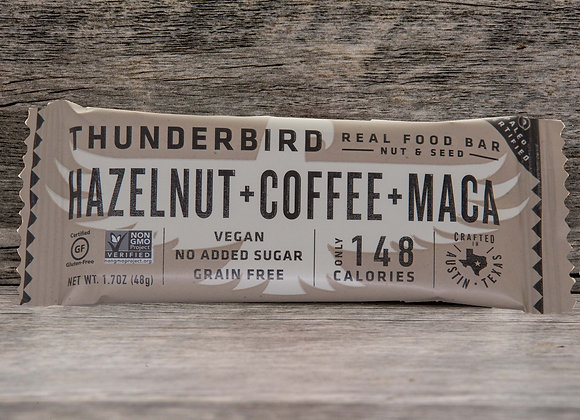 Hazelnut + Coffee + Maca, 3 bars