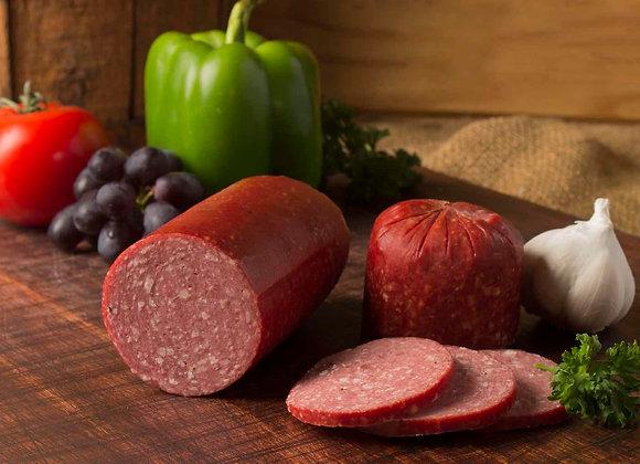 Jalapeno Summer Sausage-1lb Item CT26