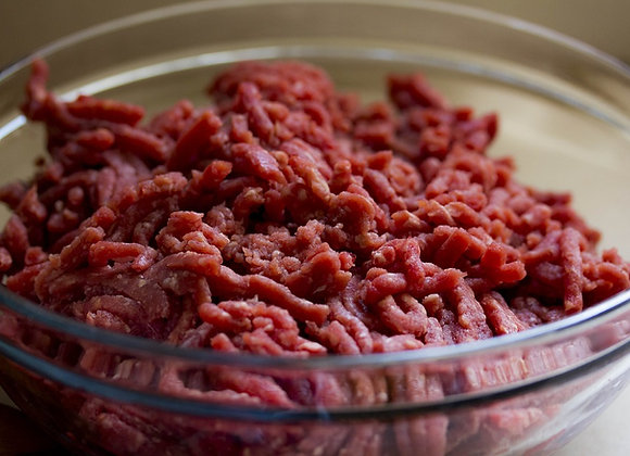PRIMAL Ground Beef (w/liver) (1 lb)