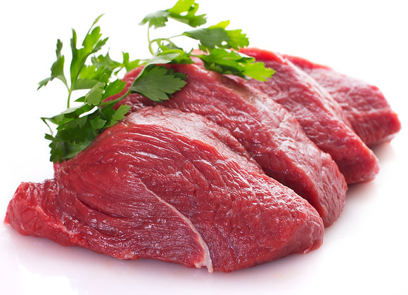 Beef Cutlets-package of 1.5 lbs  Item# CT15