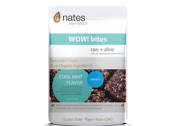 Organic WOW Bites- Mint
