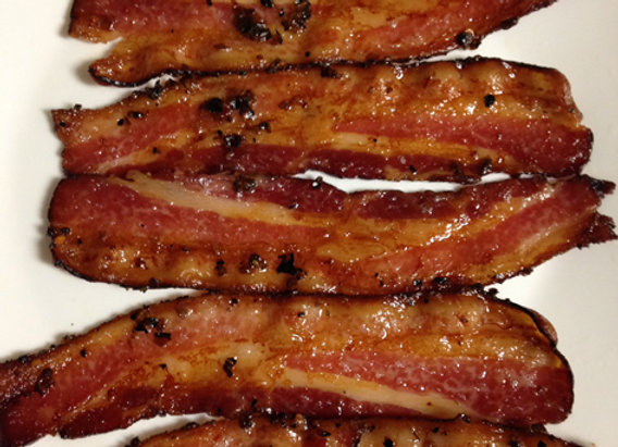 Hatch Chili Bacon, 1/2 lb.