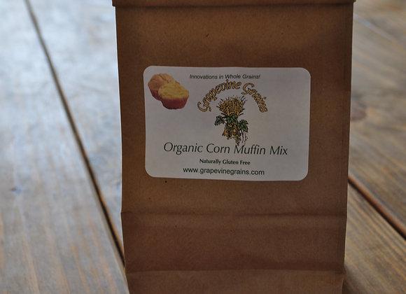 Organic, Gluten Free Corn Muffin Mix