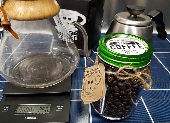 Panamanian - San Sebastian, light roast
